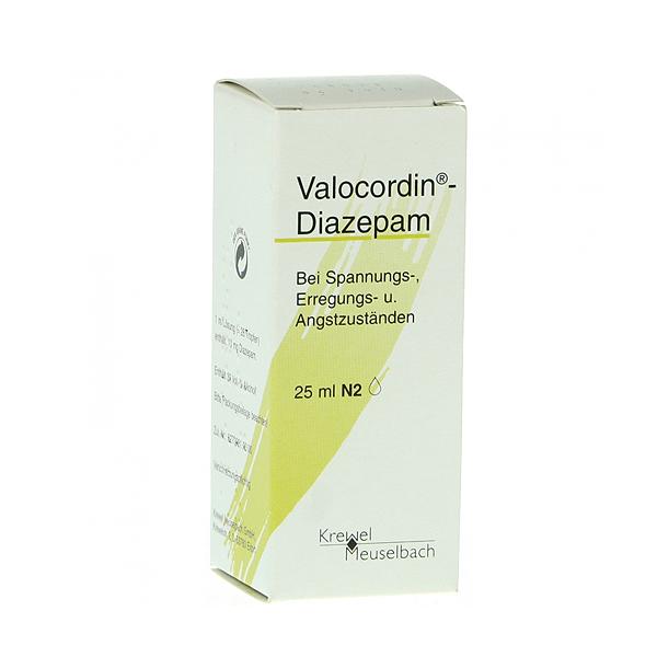 Valocordin-Diazepam