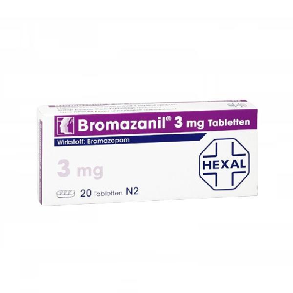 Bromazanil