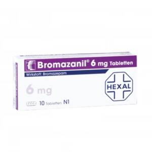 Bromazanil 6 mg