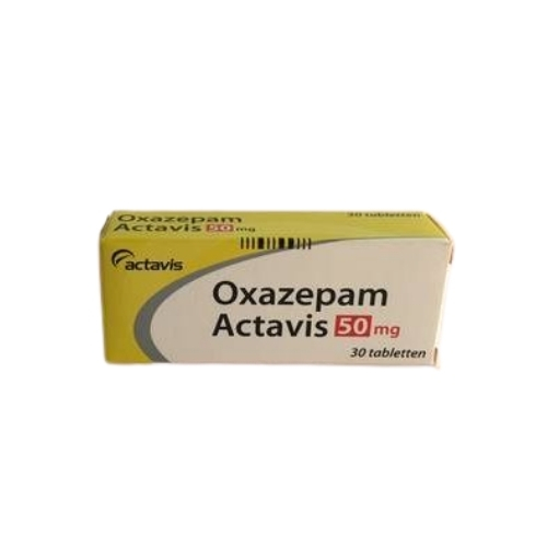 Oxazepam Actavis