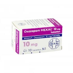 Oxazepam Hexal Generika